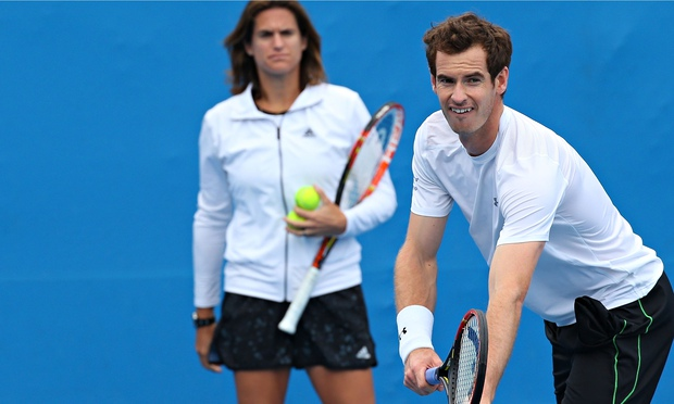 Partnership over: Andy Murray part ways with Amelie