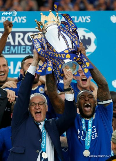 Leicester: new champions of England