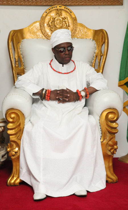 Crown Prince Eheneden Erediauwa: approved to become new Benin Oba