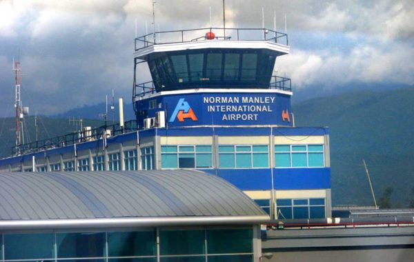 Norman Manley Airport in Kingston