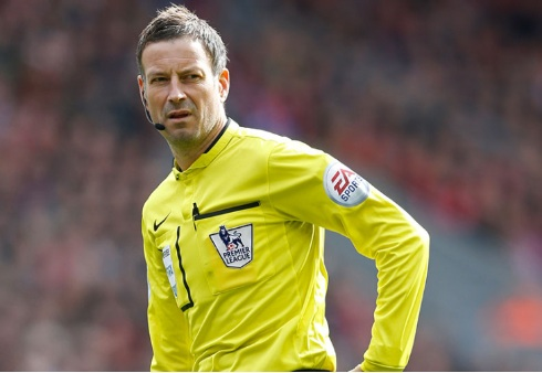Clattenburg: man at the centre for the All Madrid final in Milan