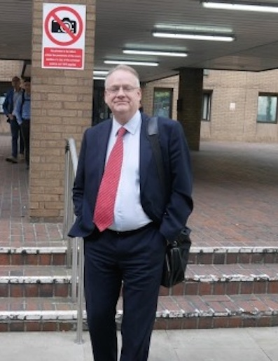 Peter Chapman: convicted for bribing a Nigerian