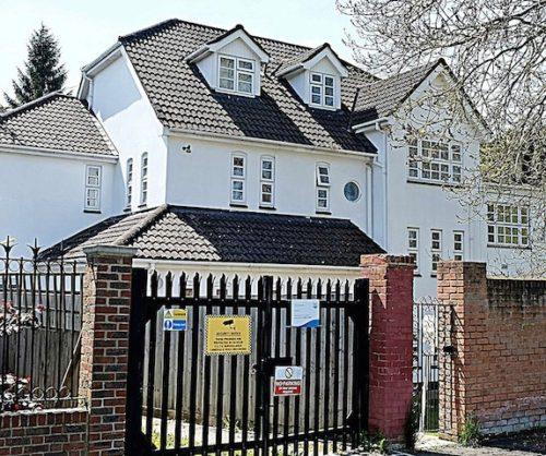 The White House, The Bishops Avenue N2. Owned vis nominee company Belside Properties Ltd by Nigerian Aliyu Audu, the son of Abubakar Audu. Before his death, Audu was facing an EFCC trial for theft