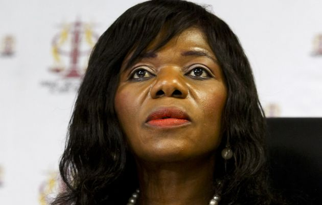 Thuli Madonsela: fears a contract signed to kill her