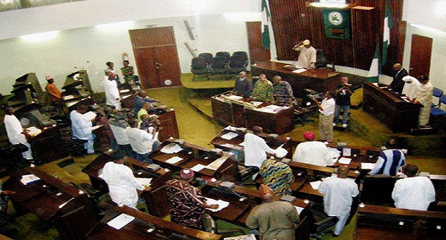 Members of the Ogun House of Assembly