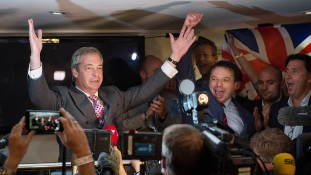 Nigel Farage: Decision Day of Independence