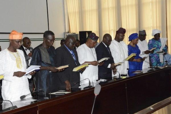 Some of Oyo new commissioners