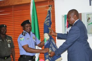 Arase hands over to Idris