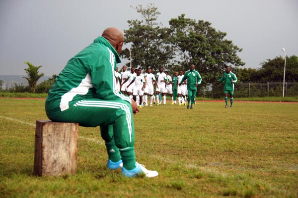 Remembering the BIG BOSS  Coach Keshi who died at age 54 on 8 June 2016