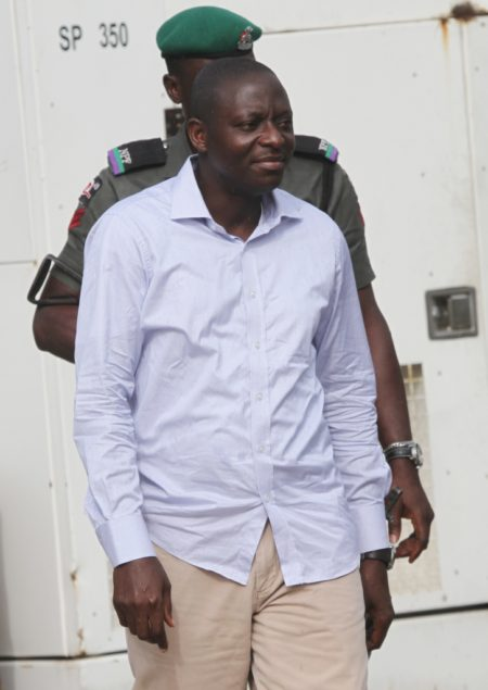 Akpobolokemi in court today