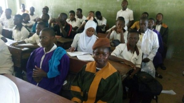 In Osun, students once appeared in church garments and hijabs, signs of polarisation among youths