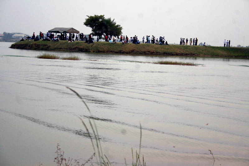 Jabi Lake designed to be one of the leisure spots in Abuja has been turned into a den for trading and consumption of hard drugs like Indian hemp, cocaine, etc. As such, areas around the lake in a no go area from 8pm - 5am.