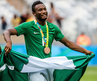 Mikel led the Dream Team to third place victory