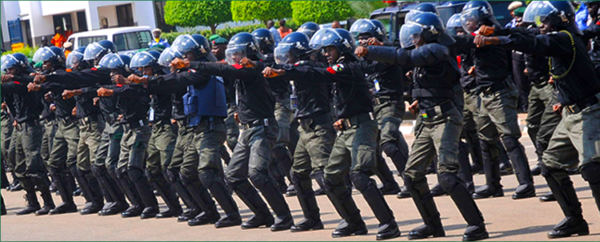 Nigerian Policemen: rescue 15 kidnapped persons, cattle in Kaduna