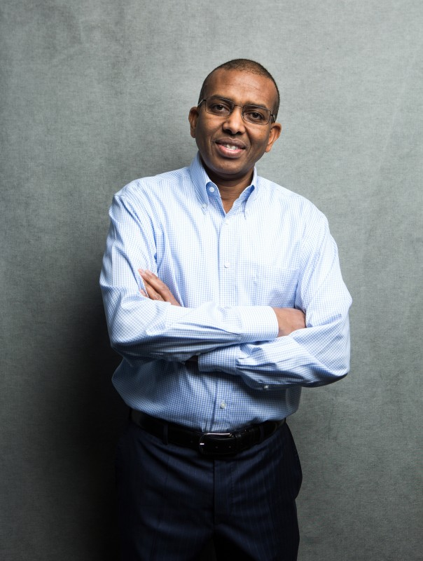 Ismail Ahmed, founder,  CEO WorldRemit
