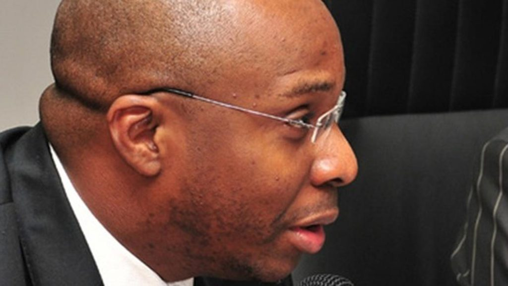 Yemi Kale: replaced by Simon Harry as NBS boss