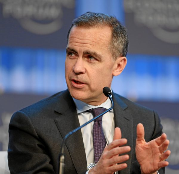 Mark Carney, governor, Bank of England. Photo credit: Bloomberg