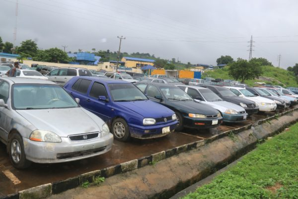 Recovered cars