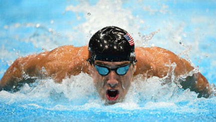 Phelps: the most decorated Olympian