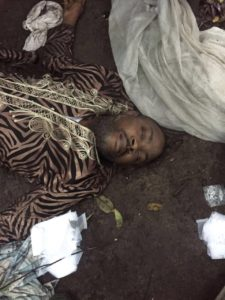 The militants killed by the special forces