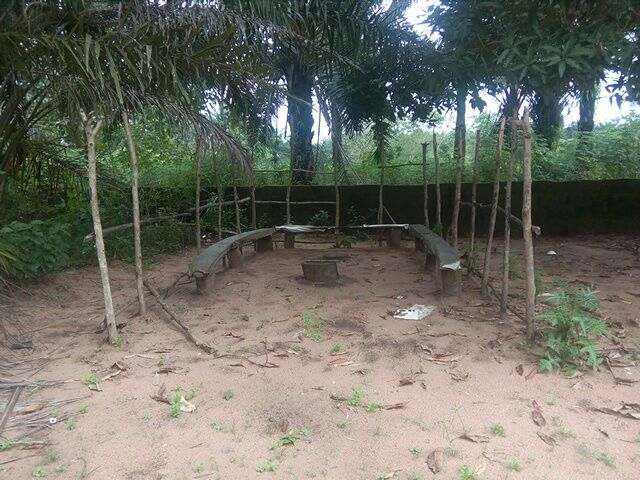 Imo kidnappers' hideout