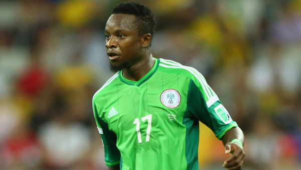 Onazi: the robbers said they will come for me