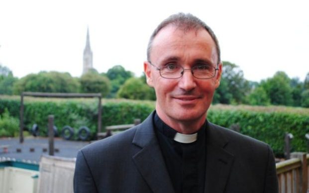 The Bishop of Grantham's announcement is a first for the Church of England
