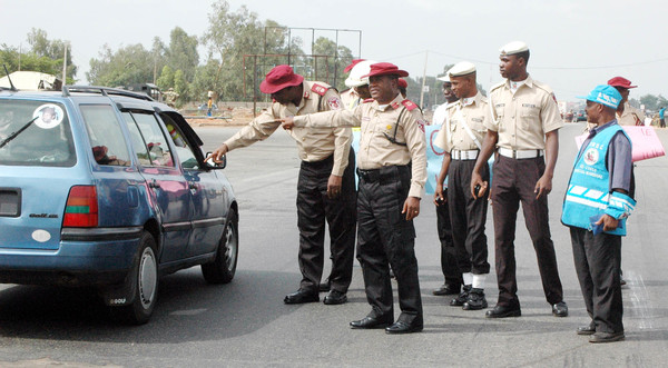 Federal Road Rafety Corps-and vehicles