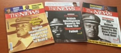 TheNEWS trilogy on the first coup