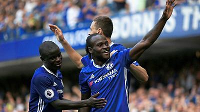 Moses: help Chelsea defeats Leicester