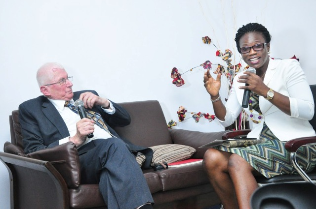 50 years in Nigeria, encounter with Chief Joop Berkhout. Interview by Bode Modupe, hosted by CIAPS, Lagos