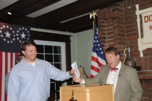 Voting in Dixville Notch