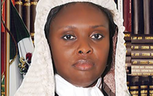 Justice Ajumogobia: pleaded not guilty to corruption charges