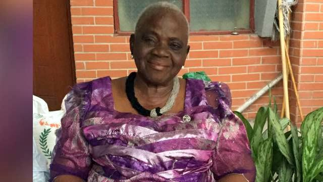 Late Omogui: Shot dead by robbers