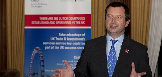 Arkwright: Brexit will boost Nigeria, UK business relations
