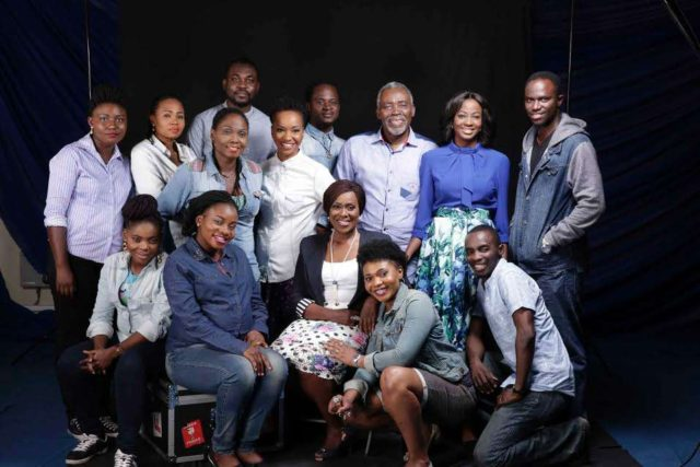 Cast and crew of Hearbeat
