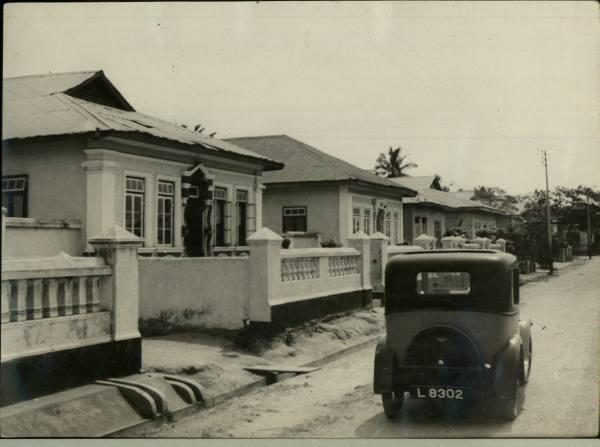 Lagos in the early days