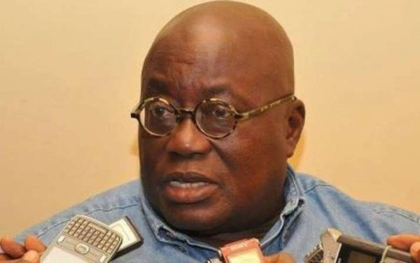 Akuffo Addo: elected Ghanaian new president