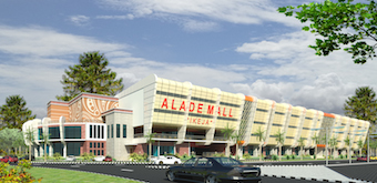 The New Alade Market being planned