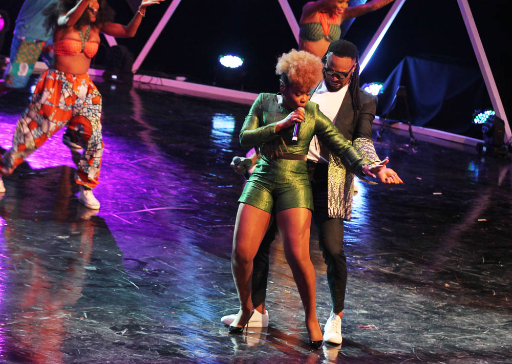 Yemi Alade and Flavour