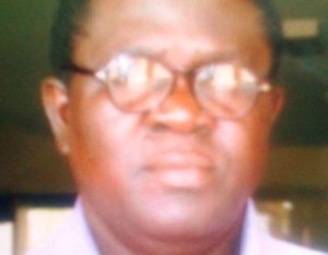 Friday Ogungbemi: charged for sedition