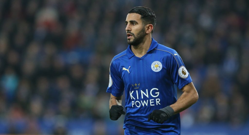 Mahrez: African Player of the Year 2017