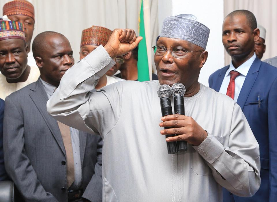 Atiku: Group asks him not to contest the 2023 presidency