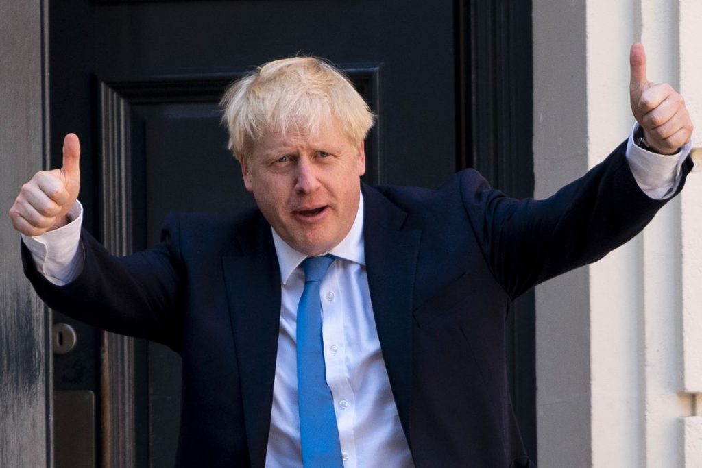 British Prime Minister, Boris Johnson: announced a new settlement scheme, which would allow up to 20,000 Afghan vulnerable refugees to seek sanctuary in Britain over the coming years.