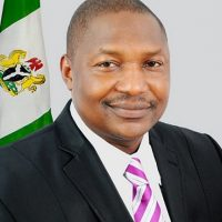 The Attorney General of the Federation and Minister of Justice, Abubakar Malami