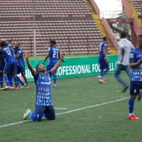Rivers United players