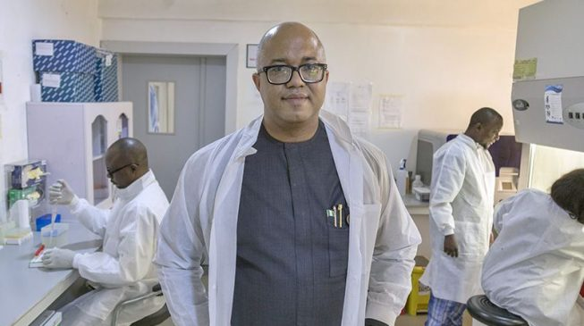 Dr. Chikwe Ihekweazu,  Director General,  Nigeria Centre for Disease Control, NCDC: appointed Assistant Director-General of the World Health Organization (WHO) in charge of Health Emergency Intelligence.
