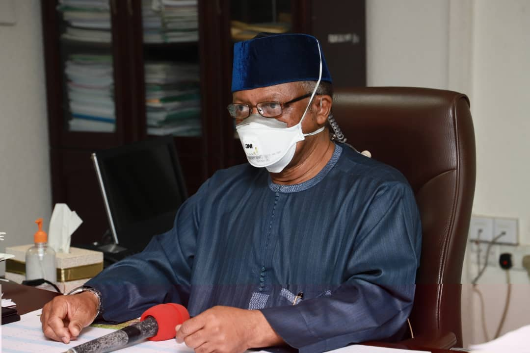 Minister of Health, Osagie Ehanire: NARD accuses him of inaction over ongoing strike