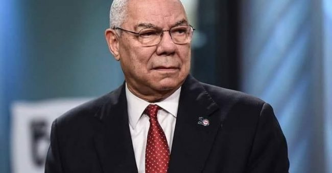 Colin Powell: dies at 84
