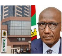 NNPC Headquarters, Abuja and the Corporations's GMD, Mele Kyari: Kyari explains how NNPC made first profit in 44 years